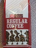 マイルドブレンドコーヒー豆(ホール)500g