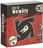 Unbekannt Lui Meme LUI0001–Die Werwölfe Vom Düsterwald (Los Hombres Lobo de Castronegro), Juegos de Cartas (en alemán)