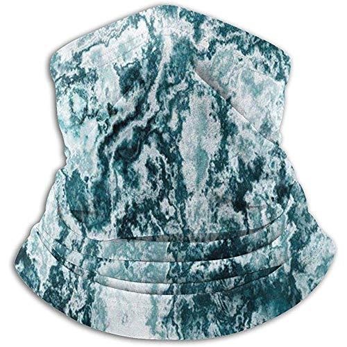Marmer abstracte rok textuur moderne halswarmer Gamas, bivakmuts, skimasker, gezichtsmasker, hoeden, hoofddeksels