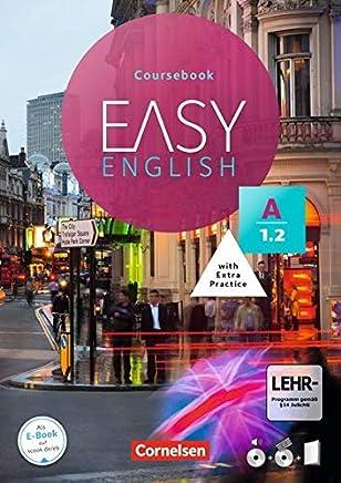 Easy English A1 Band 2 Kursbuch it AudioCDs Phrasebook Aussprachetrainer und VideoDVD by Christine House,John Stevens,Annie Cornford,John Eastwood