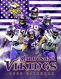 Minnesota Vikings 2022 Calendar