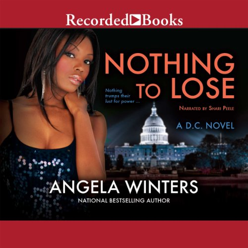 Nothing to Lose audiobook cover art