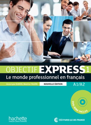 OBJECT EXPRESS 1 ALUMNO+CDROM: Livre de l'eleve 1 + DVD-Rom (A1/A2): Vol....