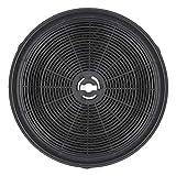 DL-pro Filtro de carbón para campana extractora AEG Electrolux 9029793784 E3CFWH Whirlpool 484000008647 Wpro CHF180 Refsta K25
