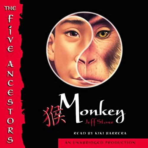 Couverture de Monkey