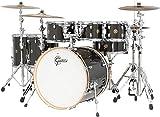 Gretsch Drums Catalina Maple CM1-E826P-BBS 6-Piece Drum Shell Pack, Black Bronze Sparkle