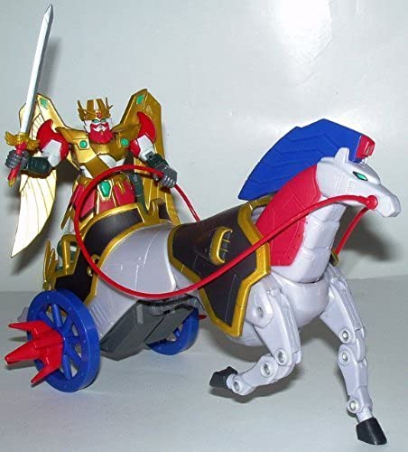 Unbekannt G Gundam Mobile Fighter Zeus Gundam with Mobile Chariot by Gundam