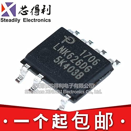 10PCS Brand New Original Patch LNK626DG SOP-7 Switch Power Supply chip AC/DC Switch Converter