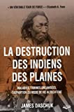 La disparition des indiens des plaines