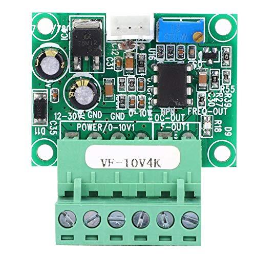 Spannungs-Frequenz-Wandler-Modul Elektronisches Wandlermodul 0-10V bis 0-4KHz Bedienfeld