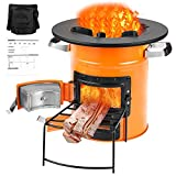 Best Rocket Stoves - Anbull Camping Stove Portable Camp Stove for Backpacking,Camping Review