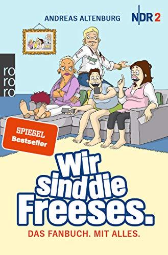 Wir sind die Freeses: Das Fanbuch. Mit alles