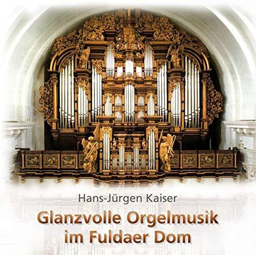 Glanzvolle Orgelmusik im Fuldaer Dom