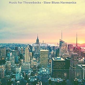 Music for Throwbacks - Slow Blues Harmonica