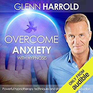 Overcome Anxiety     A deeply relaxing hypnotherapy session to help overcome anxiety by Glenn Harrold              By:                                                                                                                                 Glenn Harrold FBSCH Dip C.H.                               Narrated by:                                                                                                                                 Glenn Harrold FBSCH Dip C.H.                      Length: 1 hr and 9 mins     41 ratings     Overall 4.4