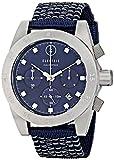 Electric Men's EW0030020011 DW01 Nato Band Analog Display Japanese Quartz Blue Watch