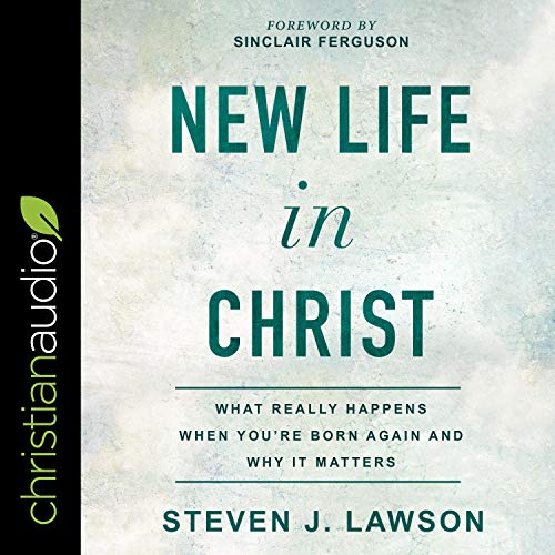 New Life in Christ audiobook cover art