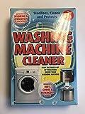 BNB Limpiador de lavadora, limpiador de polvo efervescente, limpiador de lavadora sólido, bolsa de limpieza profunda – 2 paquetes