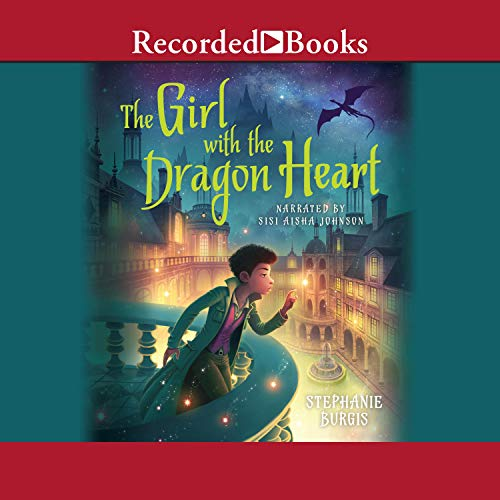 The Girl with the Dragon Heart  By  cover art
