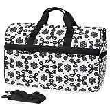 Geometrisches Muster 0 Große Reisetasche Reisetasche fürs Wochenende Reisetasche für die Nacht Sporttasche Fitness Sporttasche mit Schuhfach