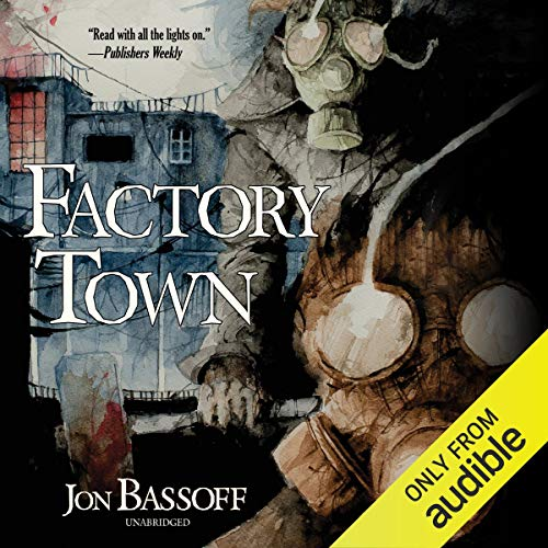 Factory Town audiobook cover art
