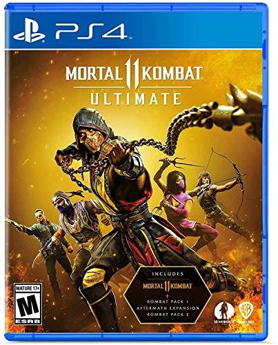 Mortal Kombat 11: Ultimate Edition - Playstation 4