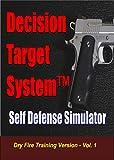 Decision Target System Vol 1 - CCW Dry Fire Training Simulator - 45 Scenarios