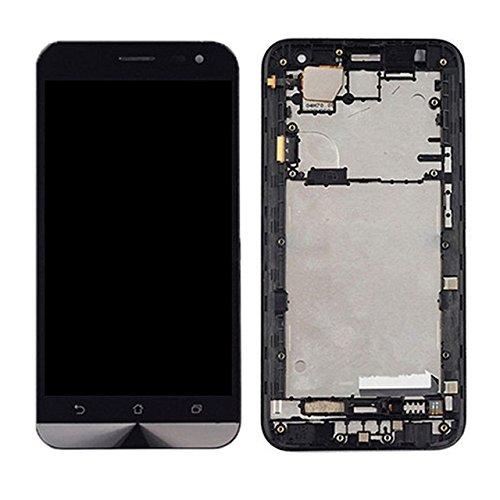 Cellphone Replacement Parts Repuestos para celulares iPartsBuy para ASUS Zenfone 2 Laser ZE500KL ZE500KG Z00ED Pantalla LCD + Pantalla táctil con Marco Repuestos para celulares