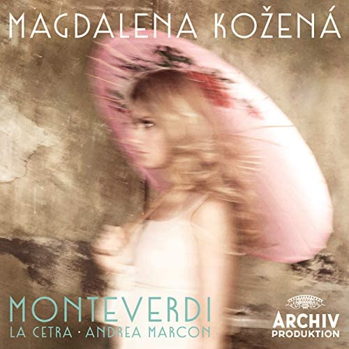 Magdalena Kožená, La Cetra Barockorchester Basel & Andrea Marcon