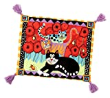 Petmate Fat Cat Fat Toy Boogie Mat Asst
