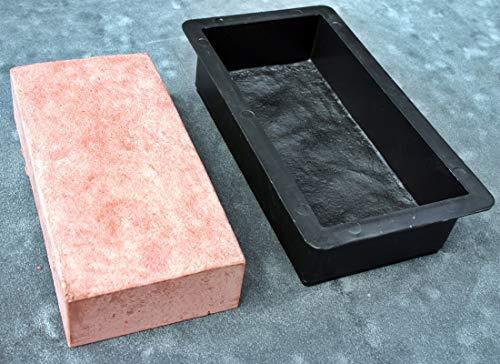 4 Schalungsformen Betonformen Gießformen für Ziegelsteine Nr.265 - sehr stabil