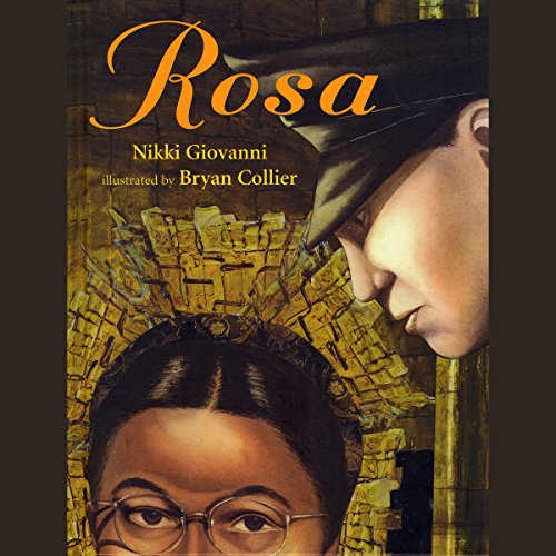 Rosa audiobook cover art