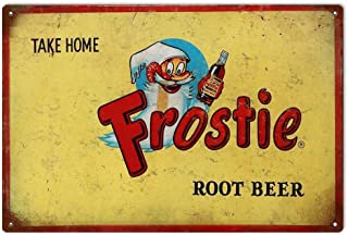 Victory Vintage Signs Frostie Root Beer Reproduction Country Advertisement
