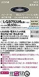 パナソニック(Panasonic) 天井埋込型 LED(温白色) ダウンライト 美ルック 浅型10H 高気密SB形 拡散タイプ(マイルド配光) 調光タイプ(ライコン別売) スピーカー付 埋込穴φ100 LGB79226LB1