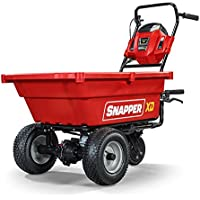 Snapper XD SXDUC82 82V Cordless Self-Propelled Utility Cart with 3.7Cu. Ft. Cargo Bed