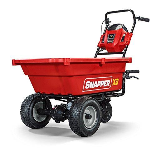 Snapper 82 volt Utility Cart