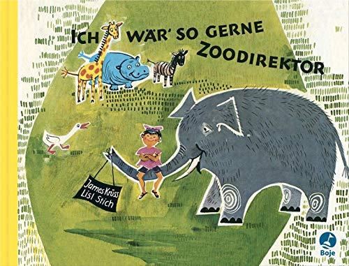 Ich wär so gerne Zoodirektor
