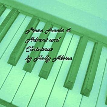 Piano Tracks 4- Advent and Christmas