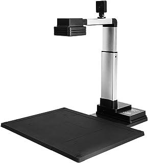 10 megapíxeles A3 Escáner de archivos a mano Información de la unidad de enfoque automático de documentos del escáner fotográfico de dibujo de alta velocidad de escaneo de alta definición la luz LE