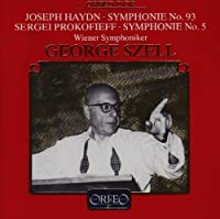 Haydn: Symphony No. 93 / Prokofiev: Symphony No. 5, Op. 100 (1995-11-07)