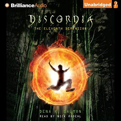 Discordia audiobook cover art
