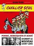 Les aventures de Lucky Luke d'après Morris - Tome 5 - Cavalier seul (5) de Daniel Pennac (2012) Relié