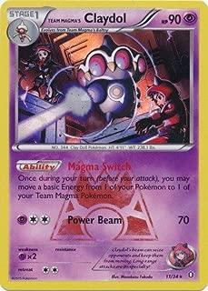 Pokemon - Team Magma39;s Claydol (11/34) - Double Crisis - Holo