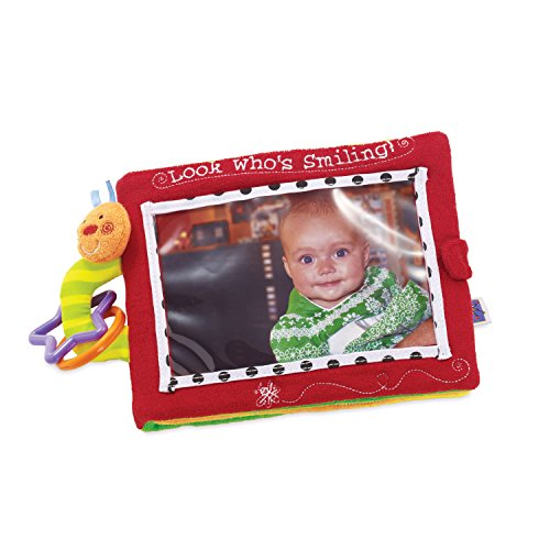 Manhattan Toy Look Who'S Smiling Soft Photo Book