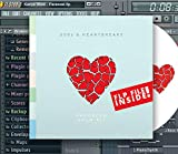 808s & Heartbreak Producer Drum Kit - CD Rom - MAC/WIN Drum Samples & Remixing - WAVE Pack for FL Studio Music Producers - Kid Cudi, Kanye West Drums for Emo Rap Beats + Song File | Plugin Settings