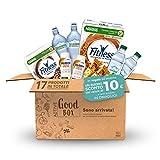 Nestlé Active Good Box Confezione Assortita di Bevande, Cereali, Barrette di Cereali e Frutta Secca, 17 Prodotti