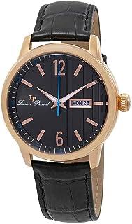 Milanese Date Day Men's Watch 40027-RG-01