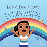 Image of Luna Finds Love Everywhere: A Self-Love Book for Kids
