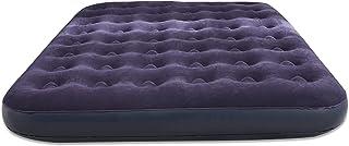 Uppblåsbar madrass Uppblåsbar soffa Uppblåsbar solstol Uppblåsbara stolar för vuxna PVC+flockande material Inomhusluftmadrass