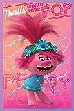Close Up Trolls World Tour Poster Poppy (61cm x 91,5cm)
